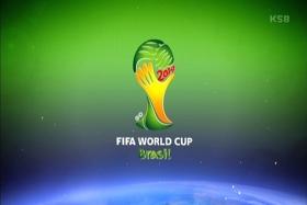 2014FIFAワールドカップW杯ブラジルロゴTV宇宙