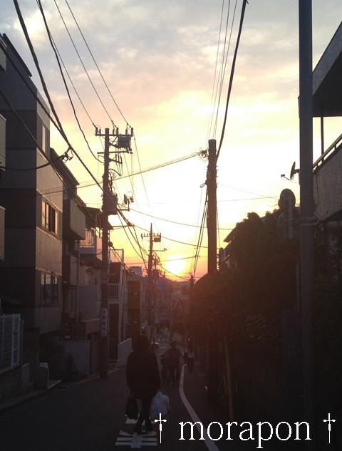 140401 夕焼け散歩-3