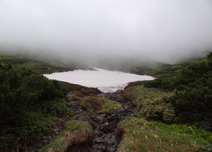 DSC02637小屋裏雪渓w