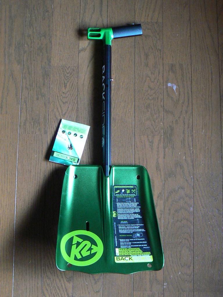 K2 レスキューショベル01