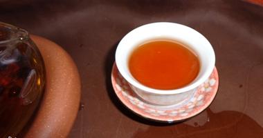 25年プーアル茶 2
