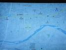 ドラマ内の地図