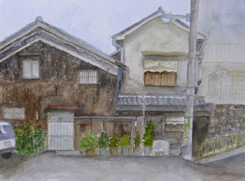 空堀の古民家