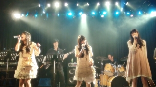 The Singer Night LiVE①