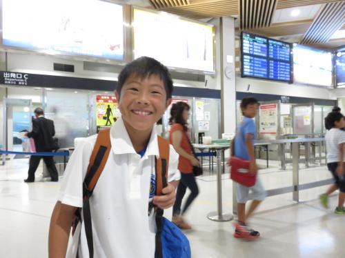 2014_8_22横浜遠征出発2