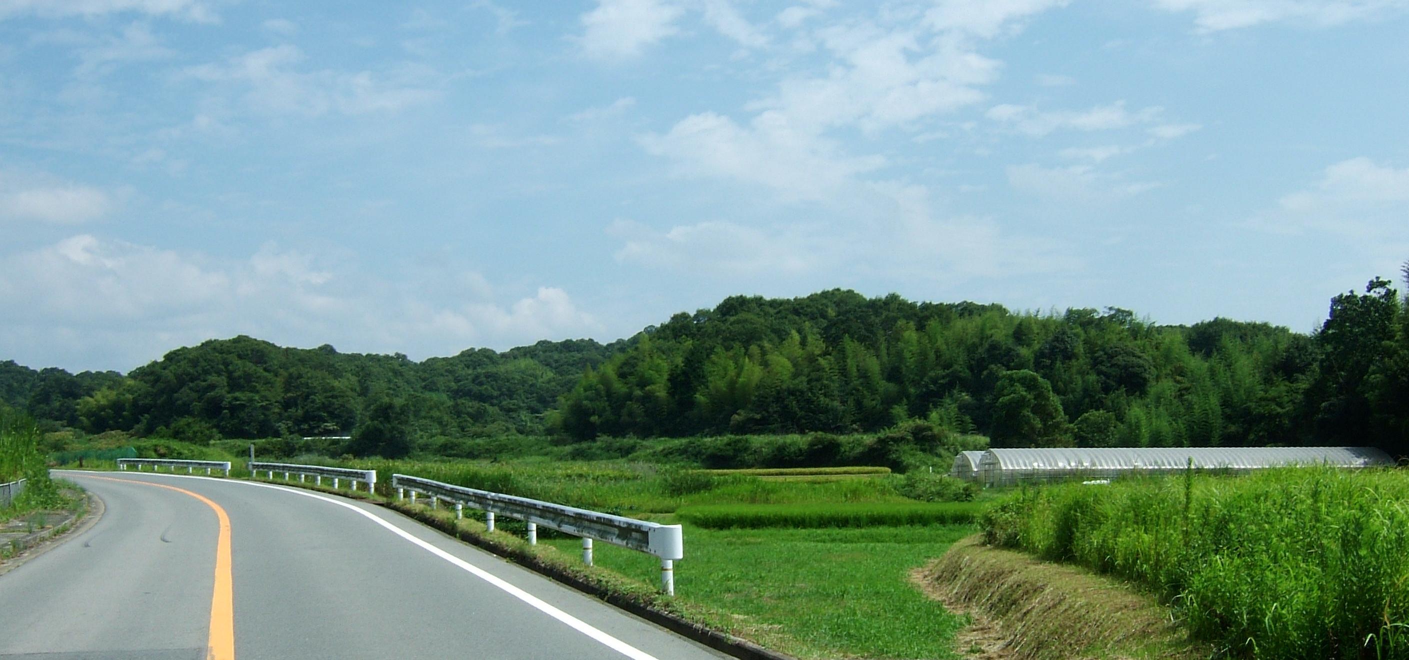 生駒高山「第二工区」