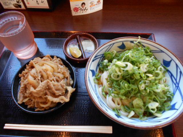 讃岐うどん店 (2)
