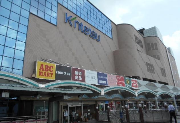 生駒駅北口①