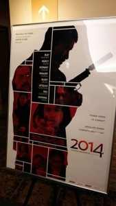 「2014」ポスター