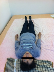 面白いほどカラダが変わる!肩コリ・腰痛・膝痛が回復する法則-施術後②