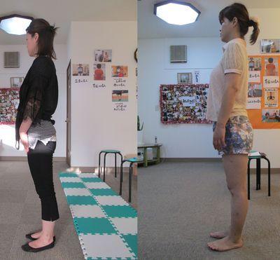 ◆『身体の動かし方』ひとつで、人生はでっかく変わる!ハピアーストレーナー立仙佐助のハピトレブログ-北九州 О脚 美脚 足が細くなる講座 美容