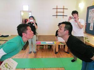 北九州 ハピトレ 整体 健康 姿勢 腰痛