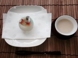 潮騒&甘酒