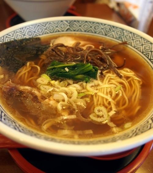 富川製麺所 醤油ラーメン