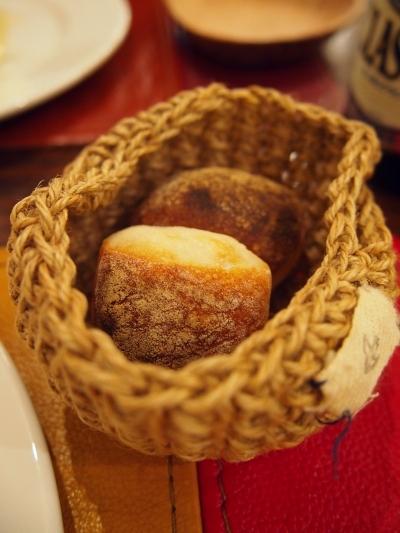 フランス食堂クネル パン