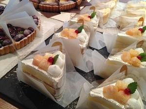 夏のケーキセレクションmini