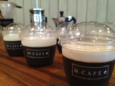夢のコーヒーゼリー