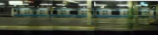 京浜東北線 脱線事故