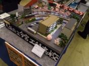 府立今宮工科高校 鉄道模型コンテスト2014