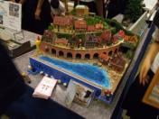 白梅学園清修中学校  鉄道模型コンテスト2014
