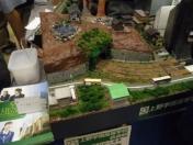上野学園高等学校  鉄道模型コンテスト2014