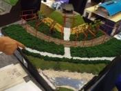 桐朋中学・高等学校  鉄道模型コンテスト2014