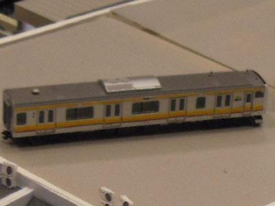 都立科学技術高等学校 鉄道模型コンテスト2014