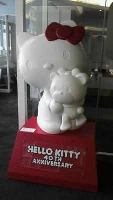 献血 25階 akibaF HELLO KITTY ハローキティ