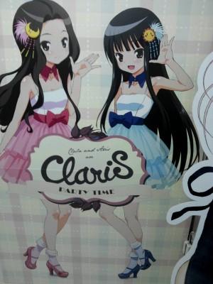 ClariS アニメイト