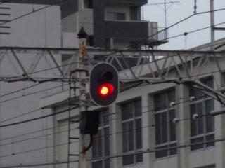 二等式信号機 蒲田