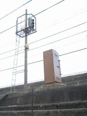 自転車の旅 北千住 浅草 押上 南千住 上野 信号機
