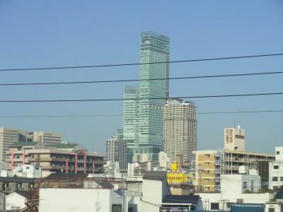 関西の一人旅 三日目 南海電鉄 大阪 アベノハルカス