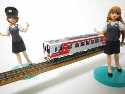 三陸鉄道 釜石まな 久慈ありす