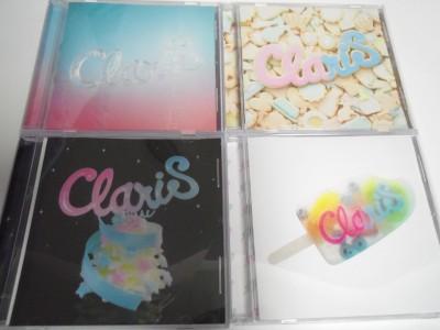 ClariS CD