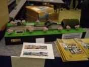 実践学園 鉄道模型コンテスト2014