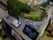 昭和第一高等学校 鉄道模型コンテスト2014