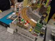 星翔高等学校 鉄道模型コンテスト2014
