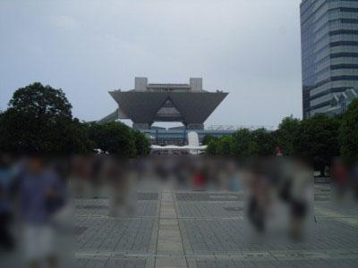 東京ビックサイト C86