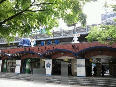 JR京浜東北線 根岸線 関内 横浜 神奈川県庁