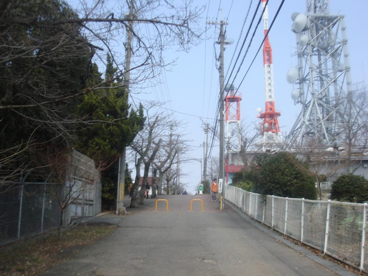 生駒山上遊園地を後にして
