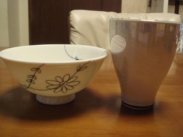 焼酎・お茶碗