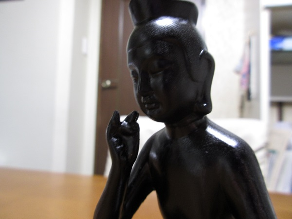 アップ仏像