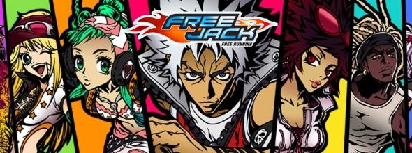 ブラウザレースゲーム『FREEJACK:フリージャック』