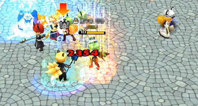 ブラウザ型MMORPG『MazeMyth(メイズミス)』 基本プレイ無料