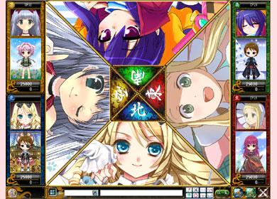 萌え系オンライン麻雀 『桃色大戦ぱいろん』