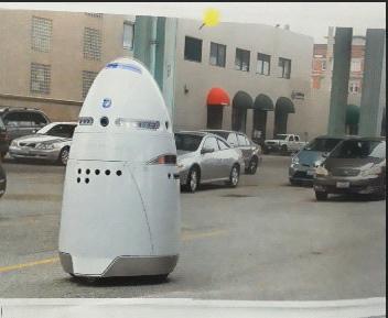 警備ロボット「K5」