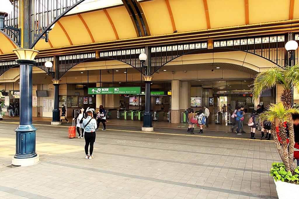 JR舞浜駅南口