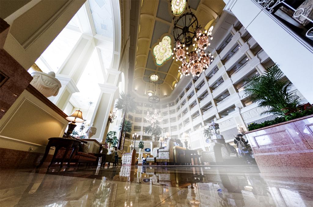 陽光(東京ディズニーランドホテル)