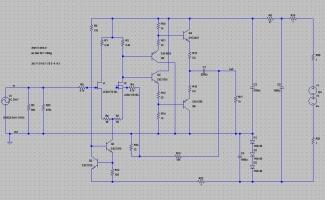 USBDAC FET差動式HPA