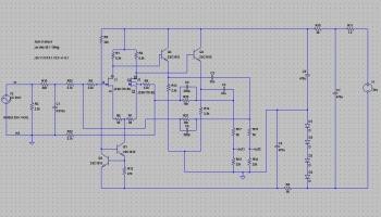 USBDAC FET差動式バッファ